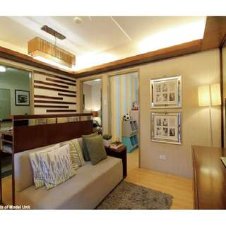 Affordable Mid-Rise Condo in Pasig (Sorrento Oasis 2BR)