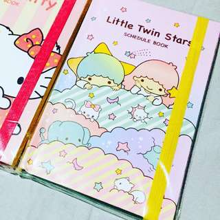 Little Twin Stars Planner