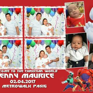 Photobooth Rental Services