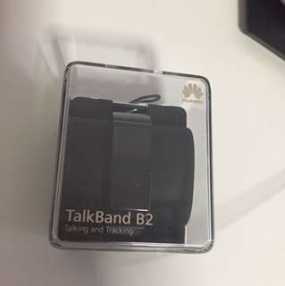 Huawei Talkband B2 watch
