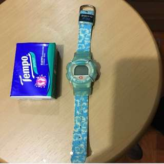 Baby G 手錶(已絕版)80年代 值得收藏