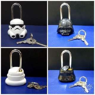 Starwars Fashion locks