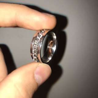 Men's ring size 12