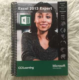 Microsoft Office Excel 2013 Expert