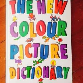 兒童學習 全英文 彩色 百科