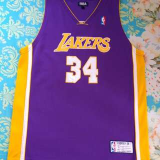 Lakers O'Neal Jersey