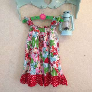 Mothercare Dress Flower