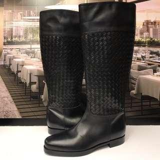 全新 Bottega Veneta Leather Boot