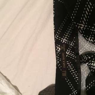 Zara Size 8 Work Pants