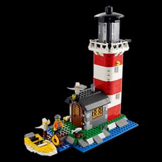LEGO CREATOR Lighthouse 3 in 1