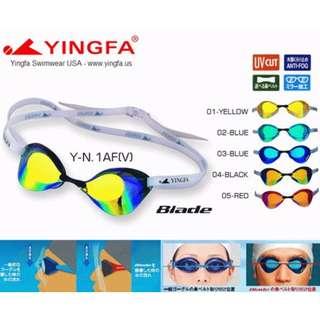 Yingfa Blade Type Racing Goggle