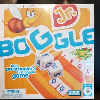 New Boggle Jr