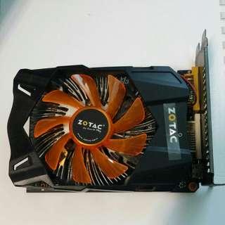 Zotac GTX 750ti 2GB