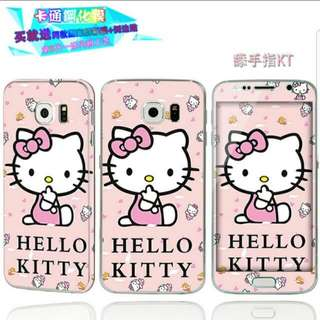 S6 Hello Kitty Front/ Back
