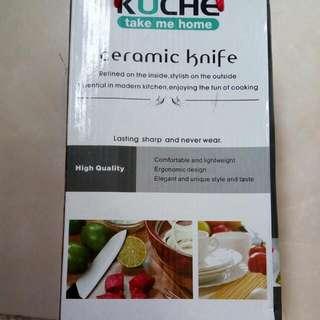 Kuche Ceramic Knife Set