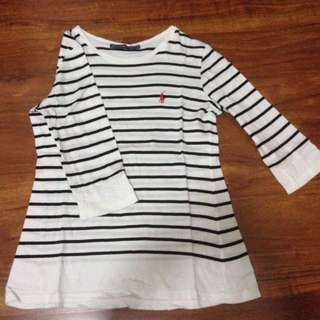polo t shirt stripes