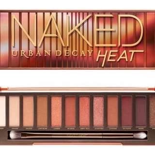 Authentic Urban Decay Naked Heat