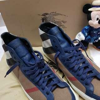 Original Burberry men shoe