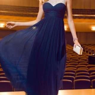 Forever new Sasha sparkle silk dress sz 16