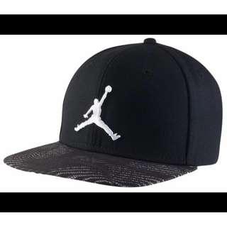 Jordan Retro 12 Snapback Cap-Adult 21829010 Black/White