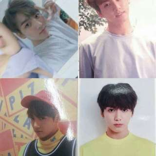 (WTB) BTS LOVE YOURSELF PHOTOCARD