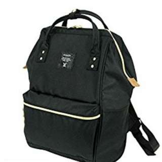 BN Anello BackPack Black