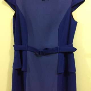 INVIO Blue Dress