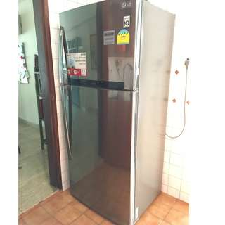 LG Fridge- Can be picked up at the end of October