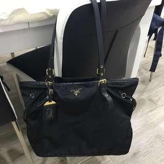 🈹粗用😍💯正品Prada Tote bag 手袋