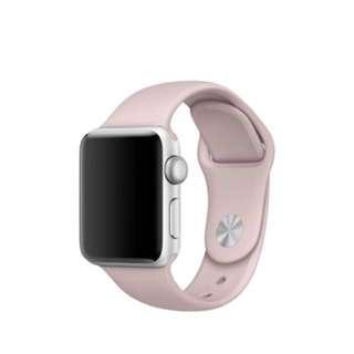 Apple watch strap 38mm rose gold