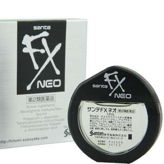 Eye drops/ Sante FX Neo Cooling eye drops