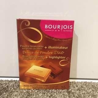 Bourjois Bronzing powder & Highlighter Duo