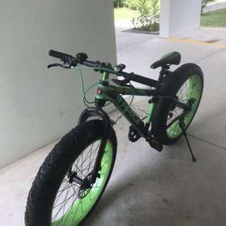 Fat Bike for sale
