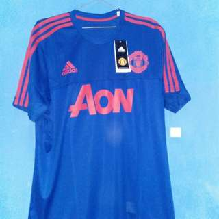 kaos jersey MU..adidas..ori..new with tag