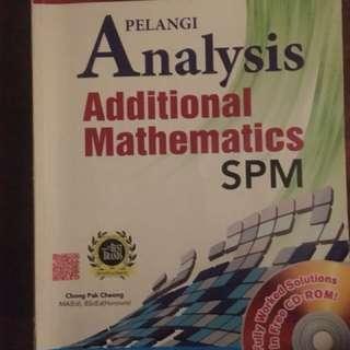 Spm add math and physics