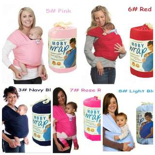 BABY MOBY WRAP