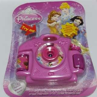 公主系列 燈光投影相機
