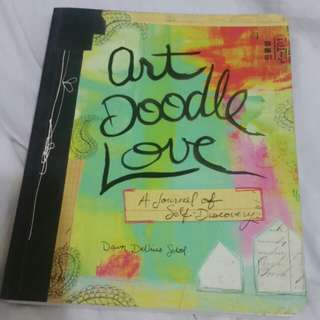 Art Doodle Journal