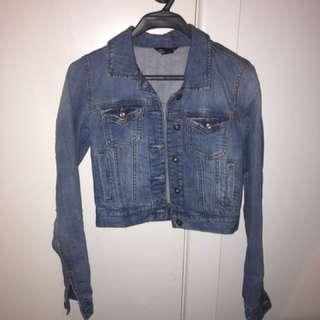 Denim Jacket | size 6