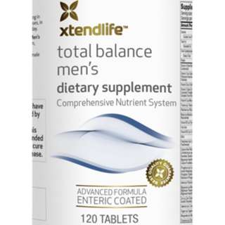 "Multivitamin & minerals ""Total Balance Men's"""
