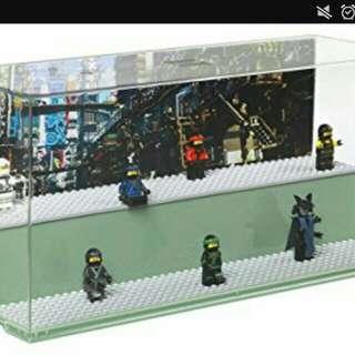 Lego 5005406 Ninjago Movie Play & Display Case