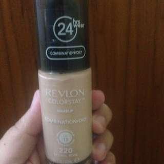 Revlon colorstay 24hrs combination oily shade 220