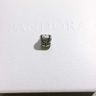 Authentic Pandora Charm - 18th Birthday heart