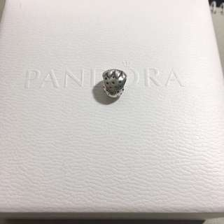 Authentic Pandora Bracelet Charm - Strawberry