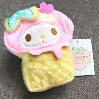 Kawaii Melody Puffy Bag #Take10off