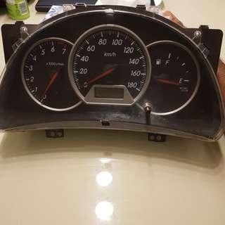 Toyota Wish 2007 Original Speedometer #easter20