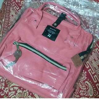 New Anello pink bag