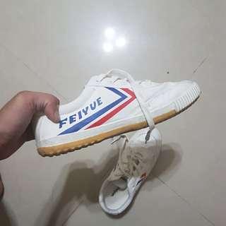 飛躍feiyue運動小白鞋