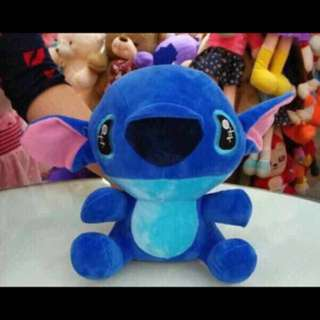 New Stock arrival🎉🎉🎉 💕Stitch Staff Toy💕 Cotton, soft ✨ Size: 8 inch width x 12 inch high 🎀 Toys🎀