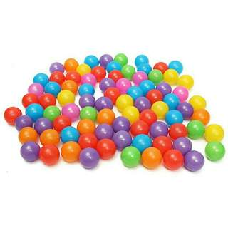 Brand NEW Quality Eco-Friendly Material Ocean Colorful Play Balls 200pcs READY STOCK🎱🎱🎱